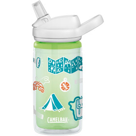 CamelBak Eddy+ Insulated Juomapullo 400ml Lapset, adventure map